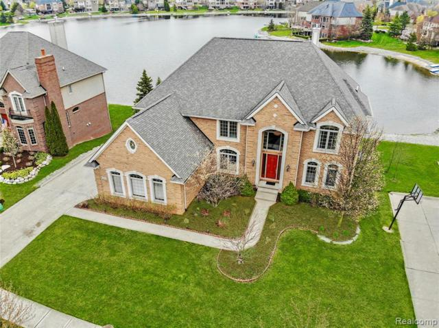 18344 Clairmont Circle W, Northville Twp, MI 48168 (#219031880) :: Duneske Real Estate Advisors