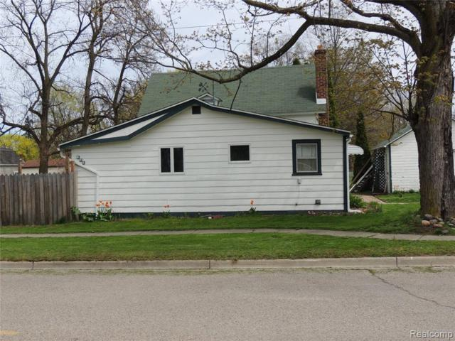 125 Lincoln Street, Montrose, MI 48457 (#219032089) :: GK Real Estate Team