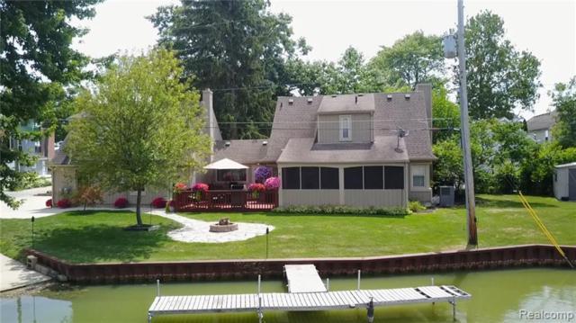 1640 West Lake Drive, Novi, MI 48377 (#219032166) :: Keller Williams West Bloomfield