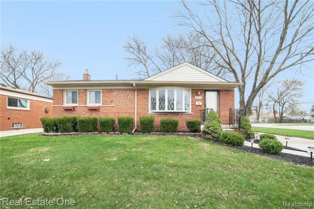21712 Hill Street, Warren, MI 48091 (#219033964) :: Alan Brown Group