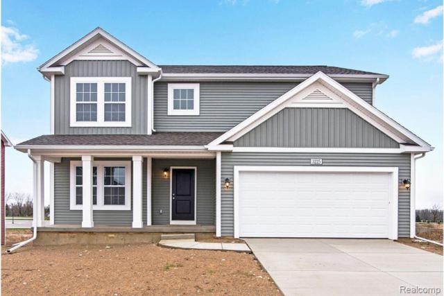 3225 Hill Hollow Lane, Howell Twp, MI 48855 (#219034408) :: The Mulvihill Group