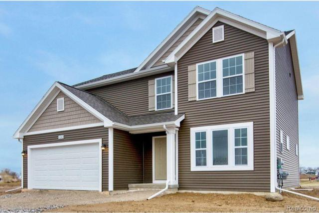 3242 Hill Hollow Lane, Howell Twp, MI 48855 (#219034833) :: The Mulvihill Group