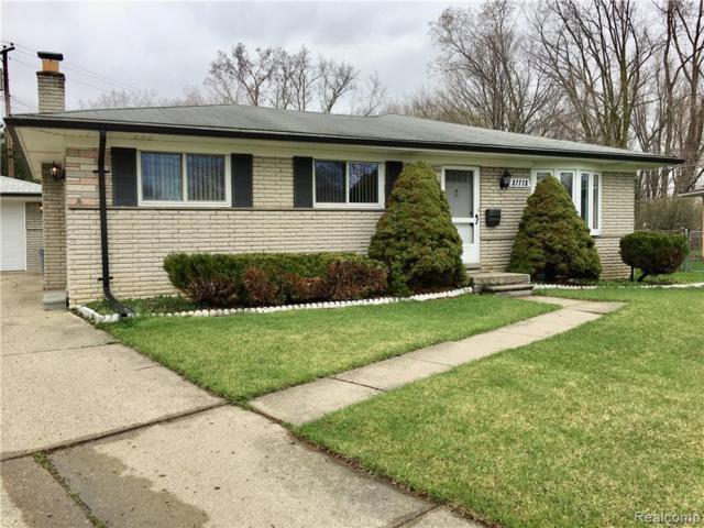 37773 Badger Drive, Sterling Heights, MI 48312 (#219035042) :: Keller Williams West Bloomfield