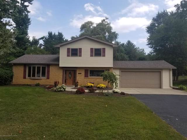 12796 E Melody Road, Oneida Twp, MI 48837 (MLS #630000235608) :: The Toth Team