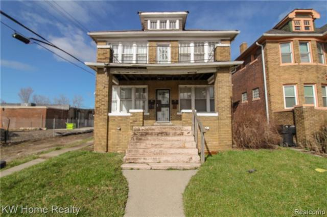 7225 American Street, Detroit, MI 48210 (MLS #219035492) :: The Toth Team