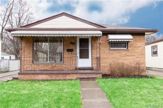 1512 E Granet Avenue, Hazel Park, MI 48030 (#219036023) :: RE/MAX Classic