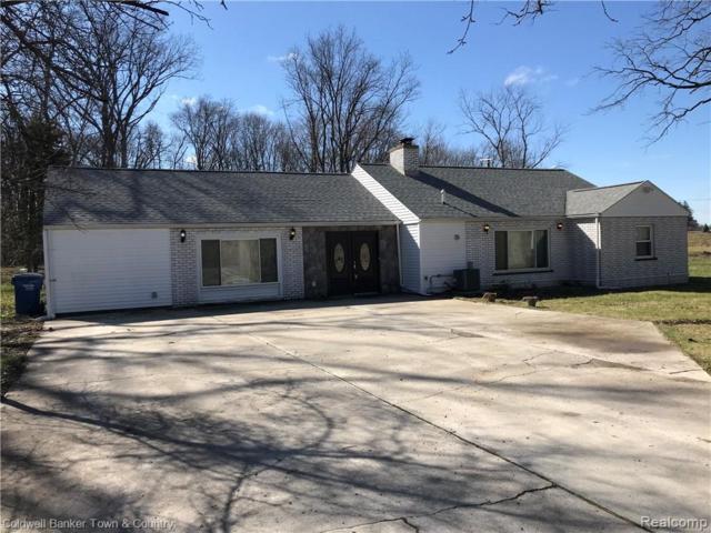 341 Payeur Road, Ann Arbor Twp, MI 48108 (#219036189) :: Keller Williams West Bloomfield