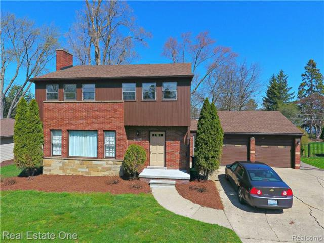 18200 Buckingham Avenue, Beverly Hills Vlg, MI 48025 (#219036614) :: RE/MAX Classic