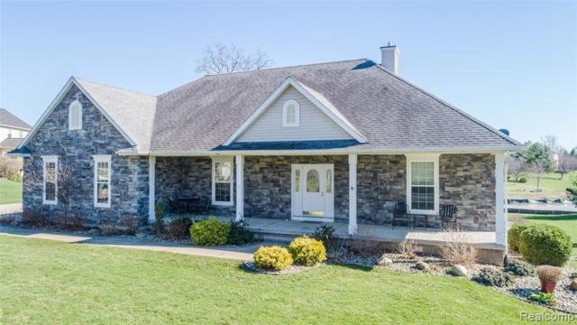 4193 W Clark Road, Watertown Twp, MI 48906 (#219036958) :: The Buckley Jolley Real Estate Team