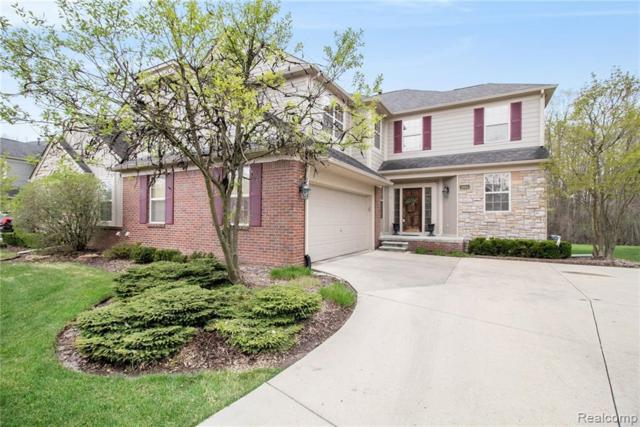 3694 Winding Brook Circle, Rochester Hills, MI 48309 (#219038042) :: The Buckley Jolley Real Estate Team