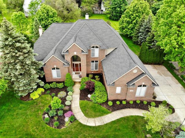 22339 Barclay Drive, Novi, MI 48374 (#219038614) :: Duneske Real Estate Advisors