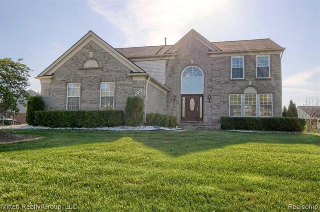 3359 Empire State Drive, Canton Twp, MI 48188 (#219039483) :: The Alex Nugent Team | Real Estate One