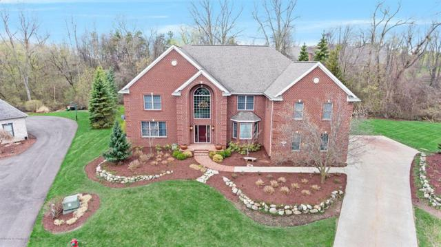 6389 Ridgepond Drive, Meridian Charter Twp, MI 48823 (#630000236025) :: The Alex Nugent Team | Real Estate One
