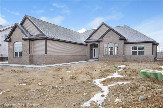 871 W Bay Shore Drive, Oxford Twp, MI 48371 (#219040109) :: The Buckley Jolley Real Estate Team