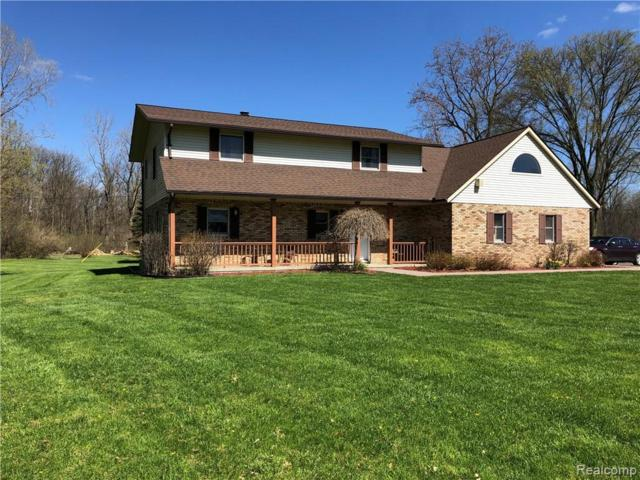 50964 Dequindre Road, Shelby Twp, MI 48317 (#219040137) :: The Buckley Jolley Real Estate Team
