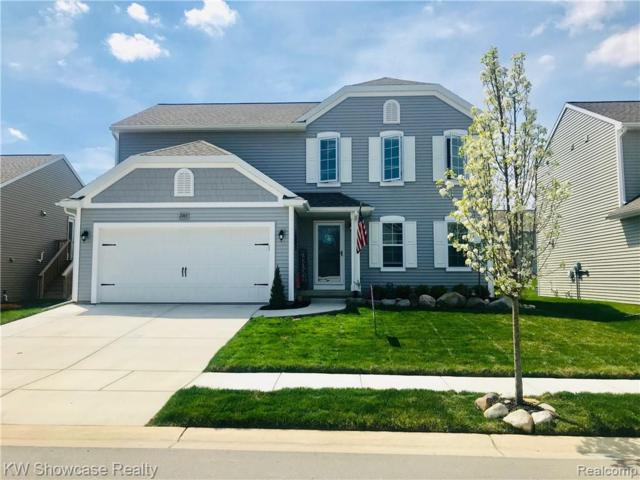 2743 Au Gres River Dr., Fowlerville Vlg, MI 48836 (#219040609) :: The Buckley Jolley Real Estate Team