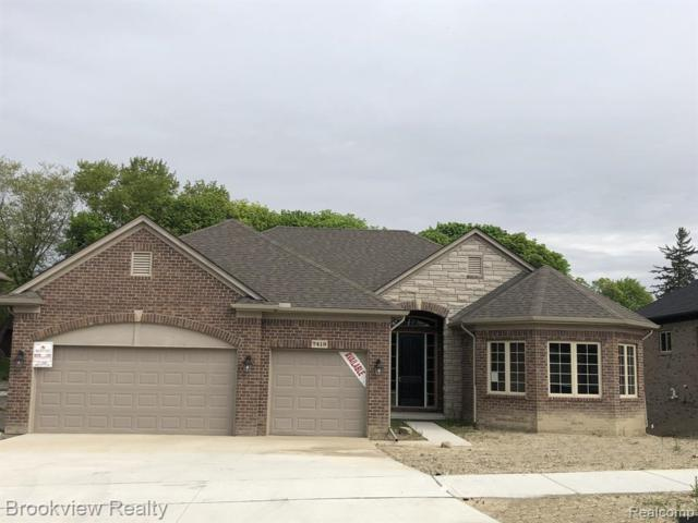 7419 Park Terrace Lane, Shelby Twp, MI 48317 (#219041474) :: The Buckley Jolley Real Estate Team