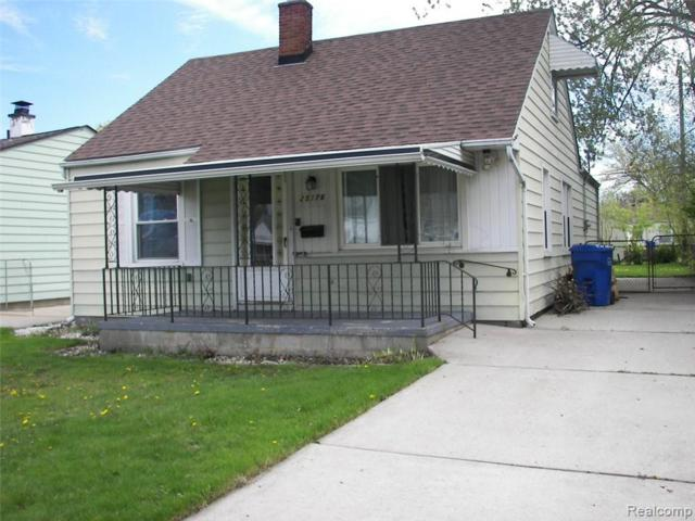 25176 Rosenbusch Boulevard, Warren, MI 48089 (#219041504) :: RE/MAX Classic