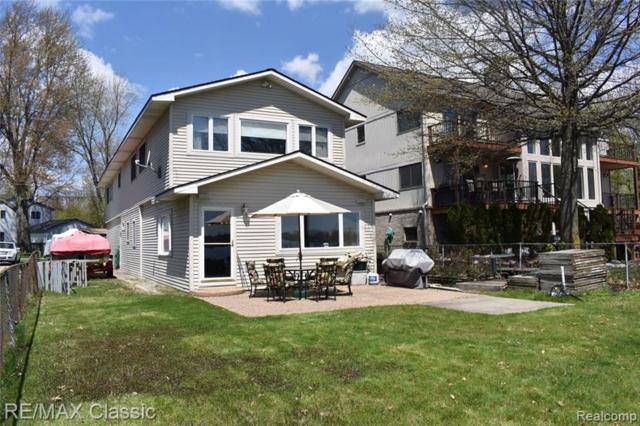 1327 W Lake Drive, Novi, MI 48377 (#219042065) :: RE/MAX Classic