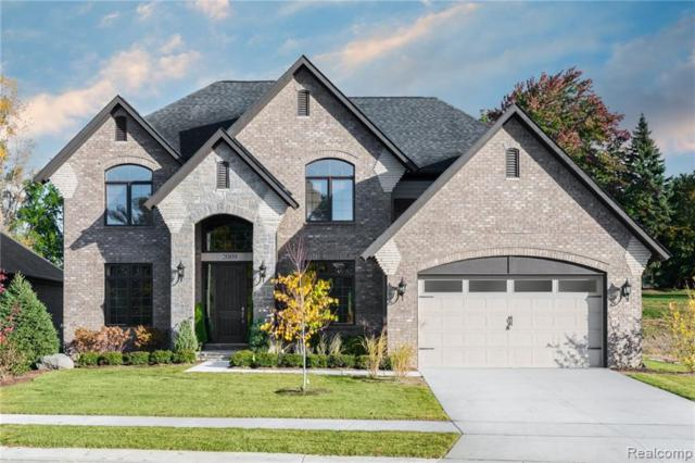2009 Westridge Drive, Shelby Twp, MI 48316 (#219042525) :: The Buckley Jolley Real Estate Team