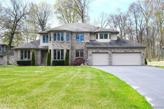 4301 Greenview Circle, Fort Gratiot Twp, MI 48059 (#219044228) :: The Alex Nugent Team | Real Estate One