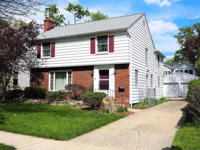 516 Bailey Street, East Lansing, MI 48823 (#630000236425) :: The Alex Nugent Team | Real Estate One