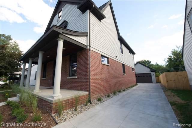 807 Hawthorn Avenue, Royal Oak, MI 48067 (#219045045) :: The Buckley Jolley Real Estate Team