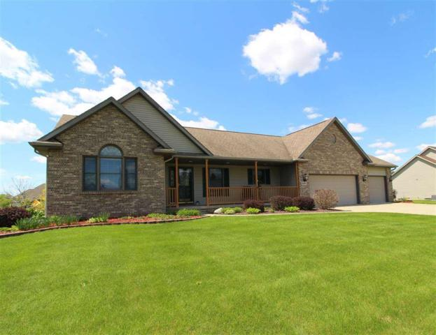 2085 Whispering Waters Pass, Clayton Twp, MI 48433 (MLS #5031380029) :: The Toth Team