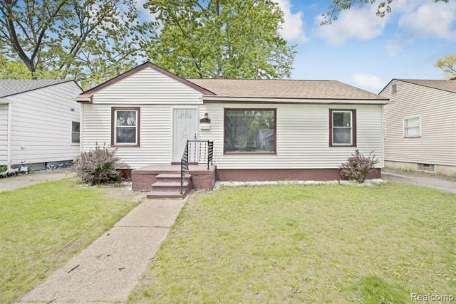 22554 Pembroke Avenue, Detroit, MI 48219 (MLS #219045812) :: The Toth Team