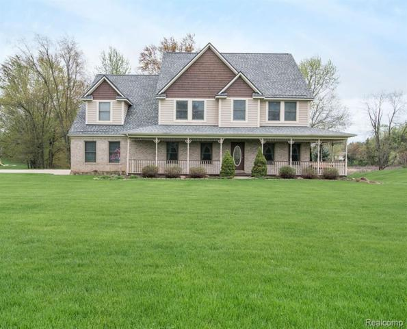 198 Amber Glen Drive, Marion Twp, MI 48843 (#219045973) :: The Alex Nugent Team | Real Estate One