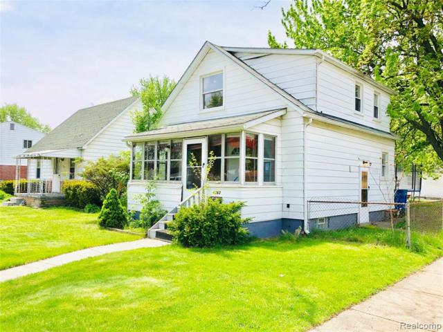 6763 Gulley Rd, Dearborn Heights, MI 48127 (MLS #219046056) :: The Toth Team