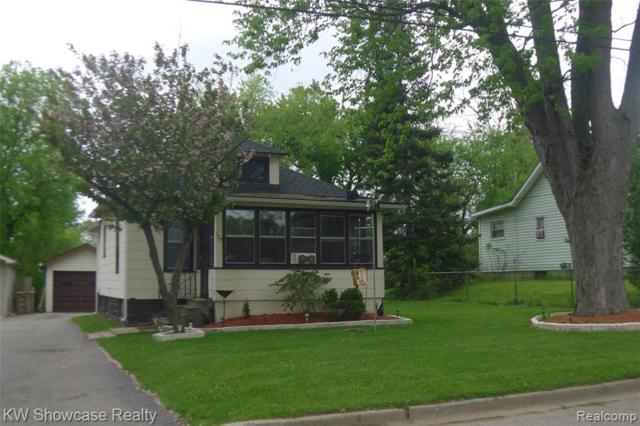 129 Ruth Avenue, Pontiac, MI 48341 (#219046194) :: RE/MAX Classic