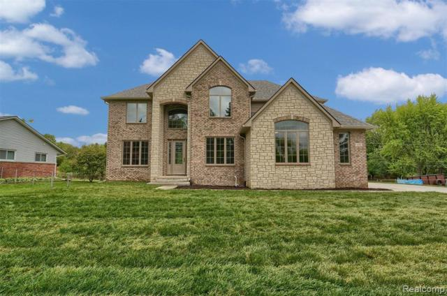 150 Habrand Drive, Troy, MI 48098 (#219046634) :: The Buckley Jolley Real Estate Team