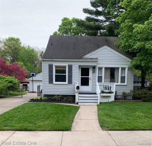 921 W Windemere Avenue, Royal Oak, MI 48073 (#219046766) :: RE/MAX Nexus