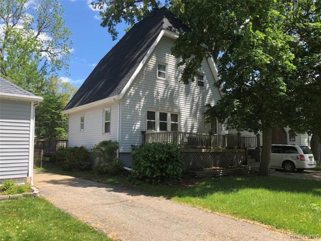 425 Burroughs Avenue, Flint, MI 48507 (#219046773) :: GK Real Estate Team
