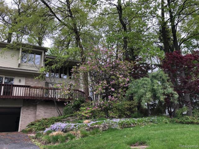3118 Bloomfield Park Drive, West Bloomfield Twp, MI 48323 (#219046784) :: RE/MAX Nexus