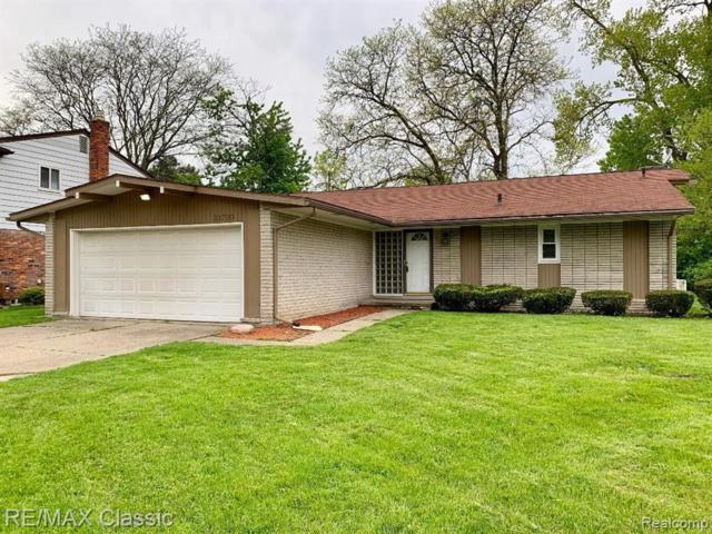 21790 Concord Court, Southfield, MI 48076 (#219046821) :: The Buckley Jolley Real Estate Team