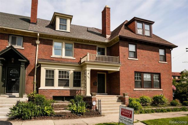 7963 Saint Paul Street, Detroit, MI 48214 (#219047011) :: The Buckley Jolley Real Estate Team