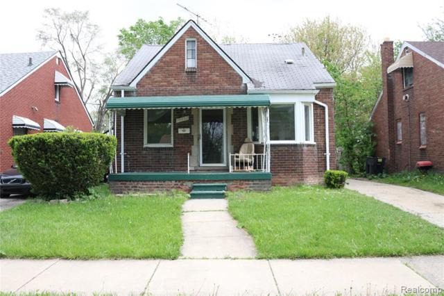 19682 Carrie Street, Detroit, MI 48234 (MLS #219047696) :: The Toth Team