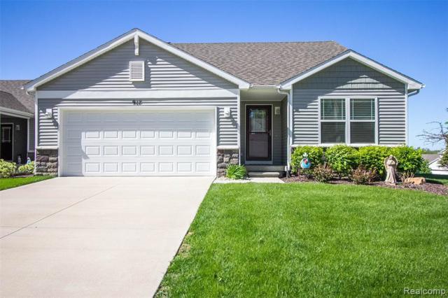 917 Spirea, Marion Twp, MI 48843 (#219047883) :: The Buckley Jolley Real Estate Team