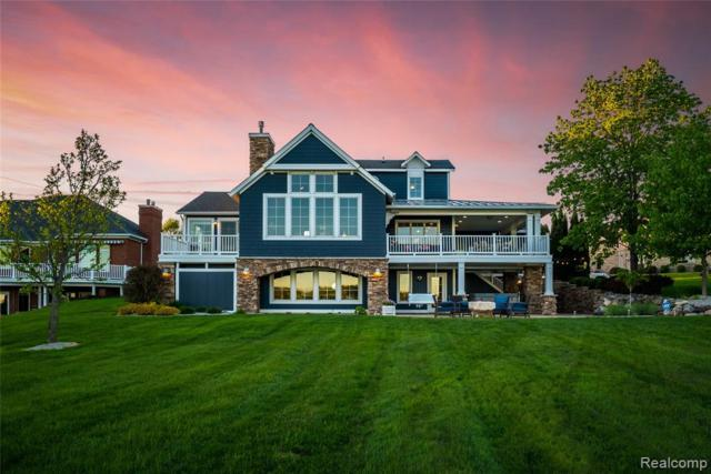 7315 Silver Cove Court, Argentine Twp, MI 48451 (#219048600) :: The Buckley Jolley Real Estate Team