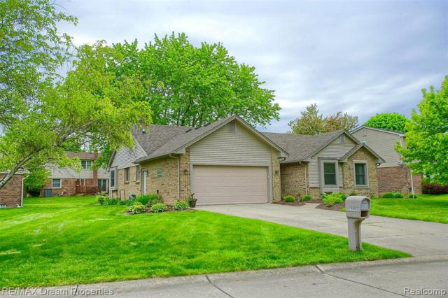 16185 Appleby Lane, Northville Twp, MI 48168 (#219048660) :: RE/MAX Classic