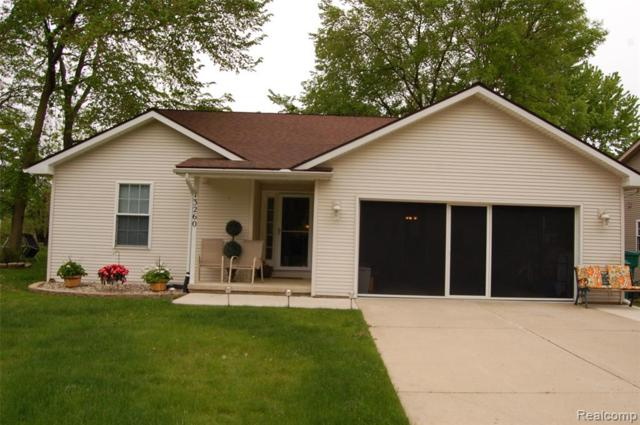13260 Strong Boulevard, South Rockwood Vlg, MI 48179 (#219048694) :: Duneske Real Estate Advisors