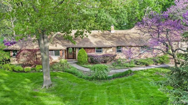 4105 Rouge Circle Drive, Troy, MI 48098 (MLS #219048989) :: The Toth Team