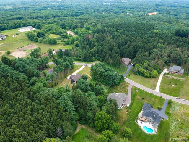 Lot 4 High Hillcrest Drive, Marion Twp, MI 48843 (#219049765) :: The Buckley Jolley Real Estate Team