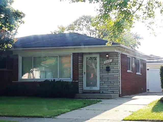 8275 Mills Street, Taylor, MI 48180 (#219050972) :: The Buckley Jolley Real Estate Team