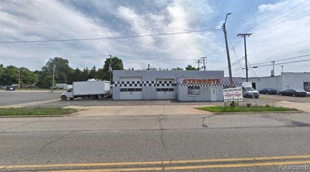 311 W Montcalm Street, Pontiac, MI 48342 (#219052025) :: The Buckley Jolley Real Estate Team