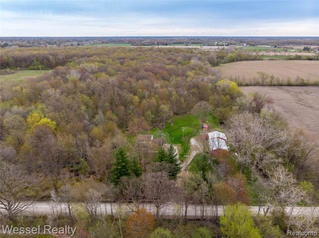 0 Nolan Road, Wales Twp, MI 48027 (#219052736) :: The Buckley Jolley Real Estate Team