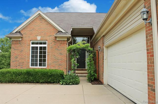 16826 Carriage Way, Northville Twp, MI 48168 (#219053366) :: RE/MAX Classic