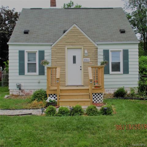 2061 E Boatfield Avenue, Burton, MI 48529 (#219053374) :: RE/MAX Nexus